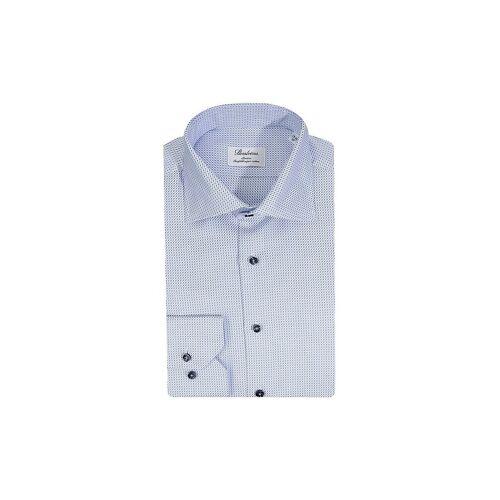 STENSTRÖMS Hemd Slim Fit  blau   43
