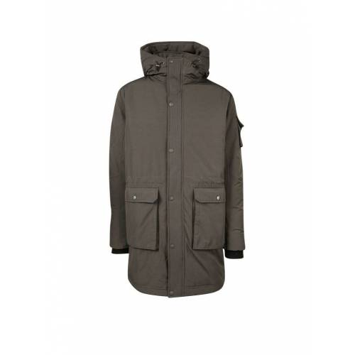 TIGHA Parka Liom grau   XL