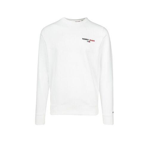 TOMMY JEANS Sweater weiß   XL
