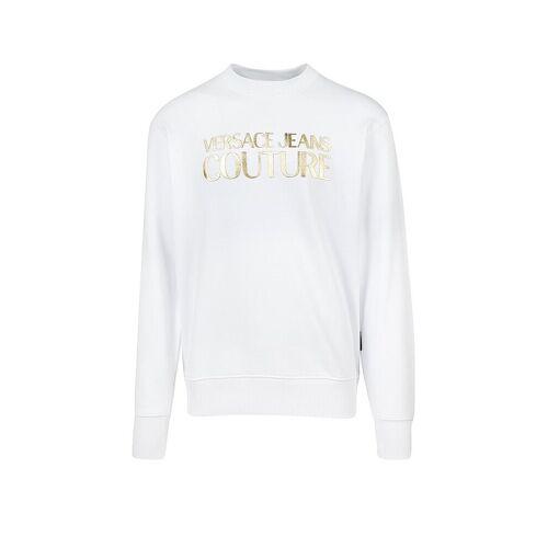 VERSACE Sweater weiß   M