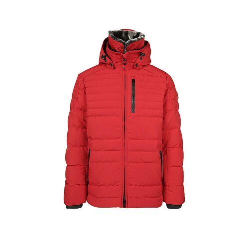 WELLENSTEYN Jacke Polar 870 rot   L