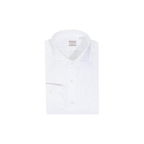 XACUS Hemd Tailored Fit weiß   40
