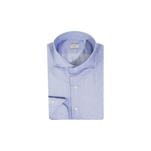 XACUS Hemd Tailored Fit blau   44