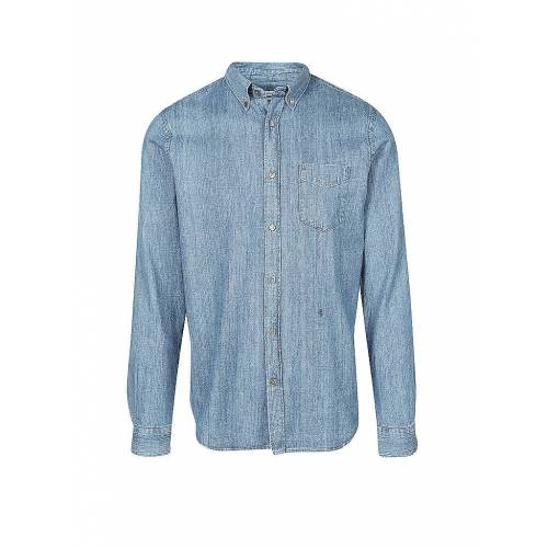 CLOSED Jeanshemd  blau   Herren   Größe: XXL   C84271-19V-2W