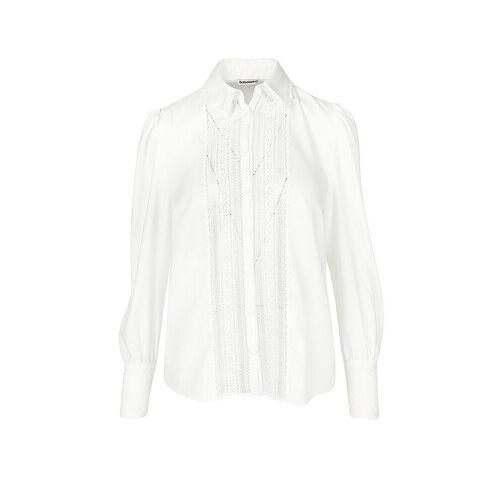 GOTTSEIDANK Bluse Maleika weiß   Damen   Größe: 36   MALEIKA A002789