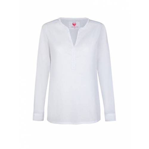 "LIEBLINGSSTUECK Bluse ""Rosemarie"" weiß   Damen   Größe: XL   161126708"