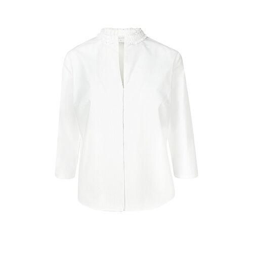 ROCKMACHERIN Bluse Rosa weiß   Damen   Größe: M   RODA 211 062