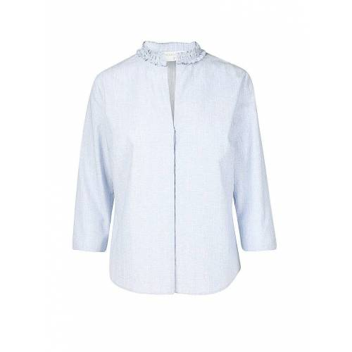 ROCKMACHERIN Bluse Roda blau   Damen   Größe: L   RODA 211 062