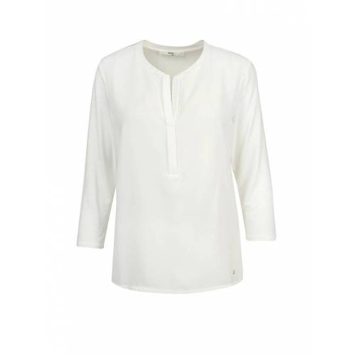 BRAX T-Shirt Clarissa weiß   38