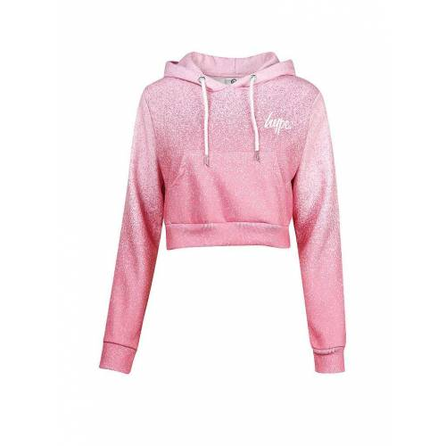 HYPE Sweater Cropped-Fit pink   M