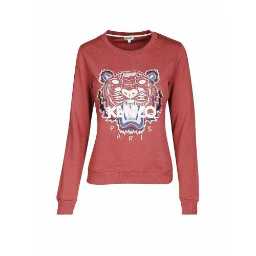 Kenzo Sweater  rot   L