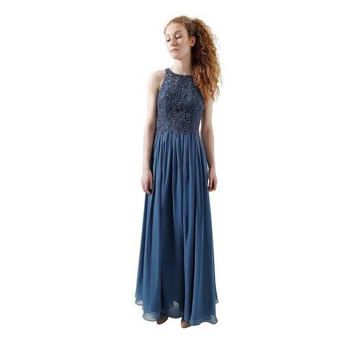 LAONA Abendkleid blau   34