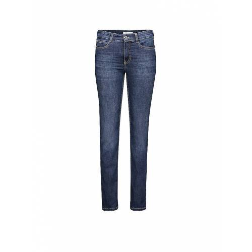 MAC Jeans Slim-Fit Angela blau   42/L32