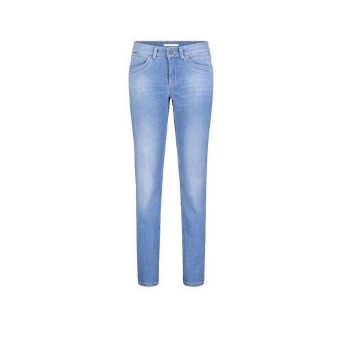 MAC Jeans Slim-Fit Angela blau   40/L34
