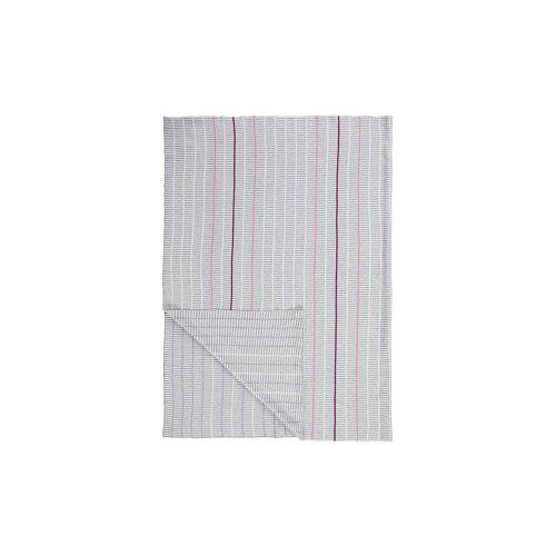 Marc O' Polo HOME Plaid - Tagesdecke Umea 150x200cm bunt
