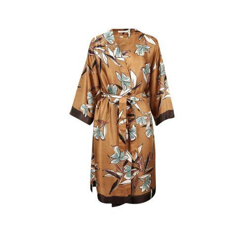MEY Morgenmantel - Kimono Samira kupfer   S