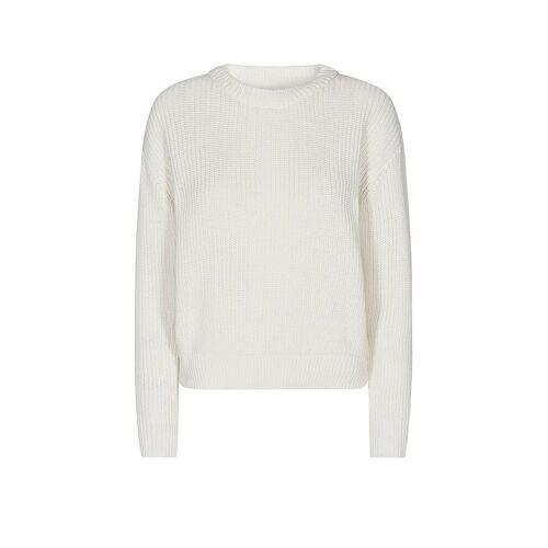 MINIMUM Pullover Mikala creme   42