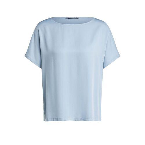 OUÍ Blusenshirt blau   40