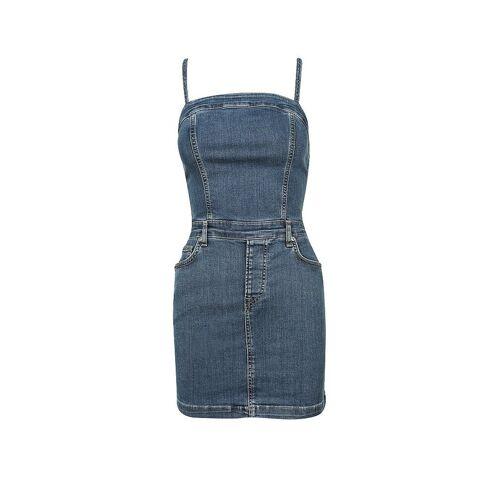 PEPE JEANS Dua Lipa - Jeanskleid blau   XS