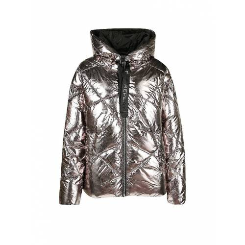 REPLAY Steppjacke  silber   S