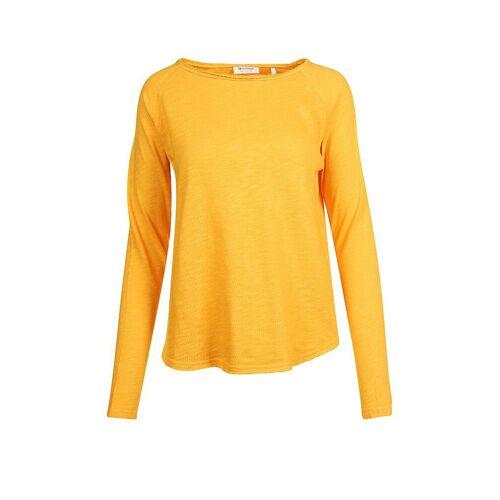 RICH & ROYAL Langarmshirt  orange   S