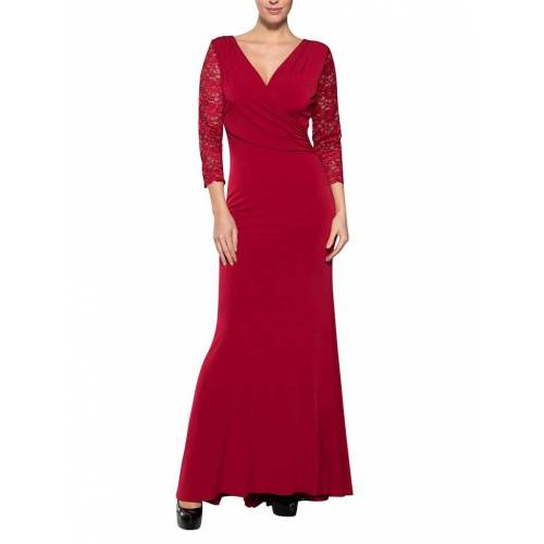 SWING Abendkleid rot   36