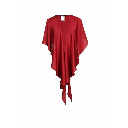 SWING Cape - Stola rot
