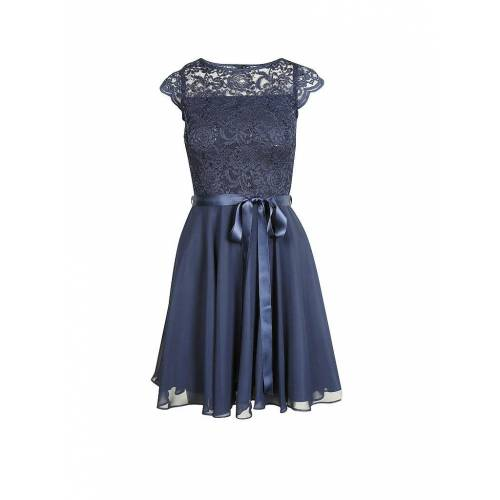 SWING Cocktailkleid blau   44