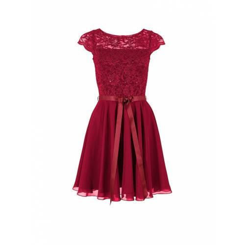 SWING Cocktailkleid rot   40