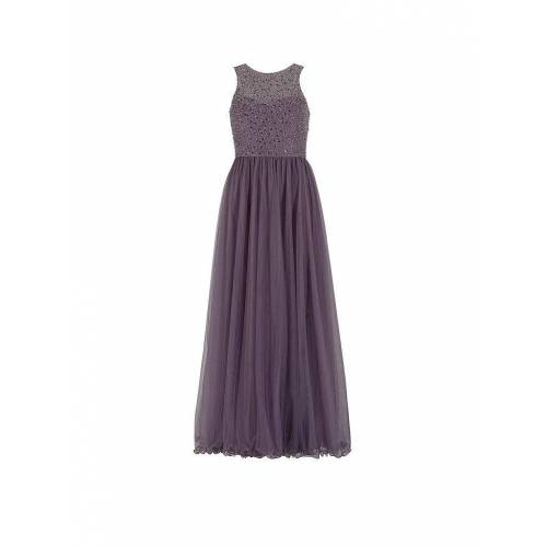 SWING Abendkleid lila   38