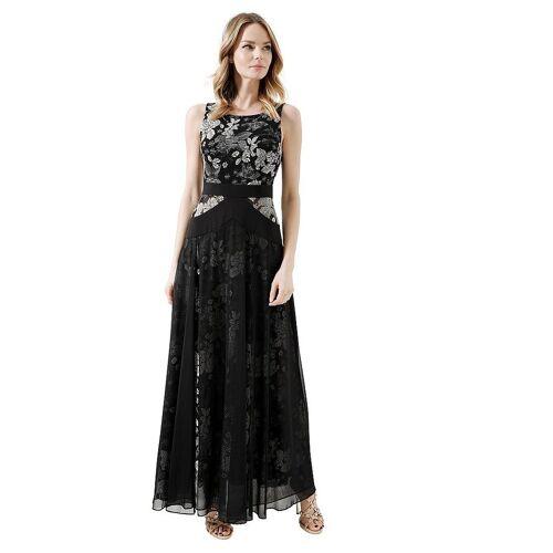 SWING Abendkleid schwarz   38