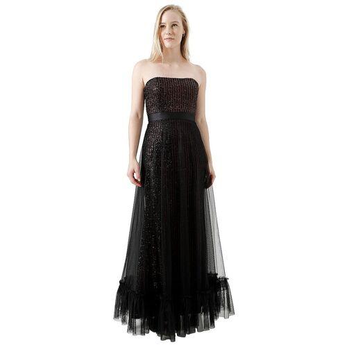 SWING Abendkleid schwarz   34