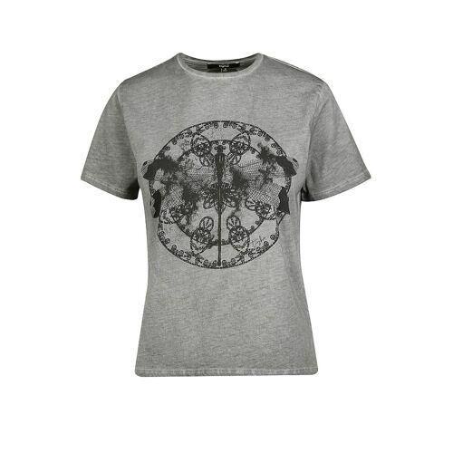 TIGHA T-Shirt Dragonfly grau   M