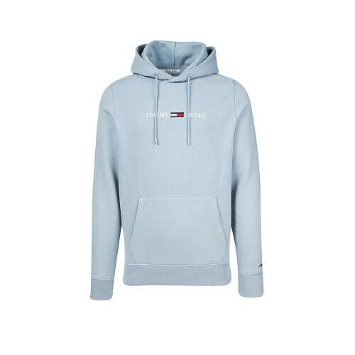 TOMMY JEANS Sweater blau   L
