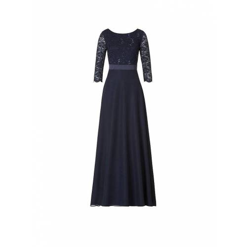 VERA MONT Abendkleid blau   42