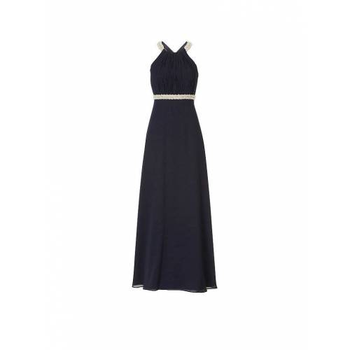 VERA MONT Abendkleid blau   38
