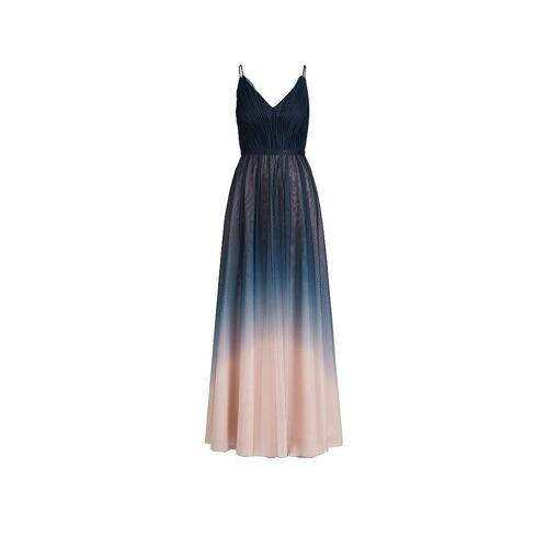 VERA MONT Abendkleid blau   40