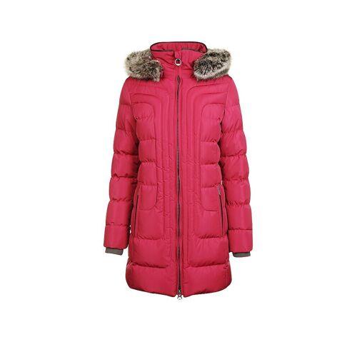 WELLENSTEYN Steppmantel Astoria Long pink   XXL