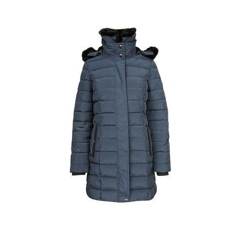 WELLENSTEYN Steppmantel Santorin blau   XL
