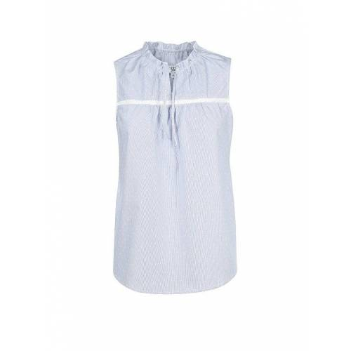 LANDHAUS Bluse blau   Damen   Größe: 34   B90/292