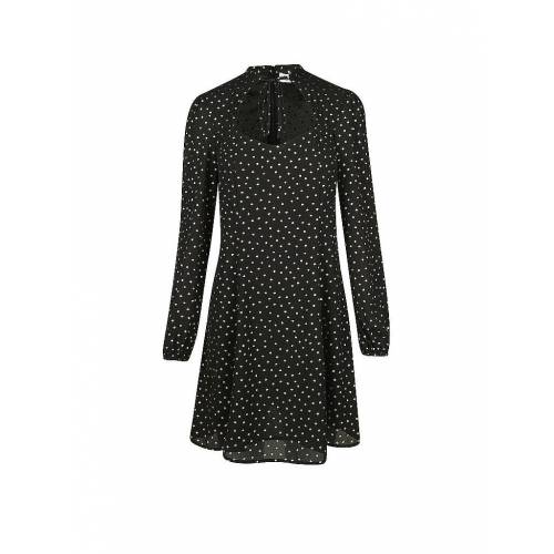 LIU JO Partykleid schwarz   Damen   Größe: 40   WA1172 T4820
