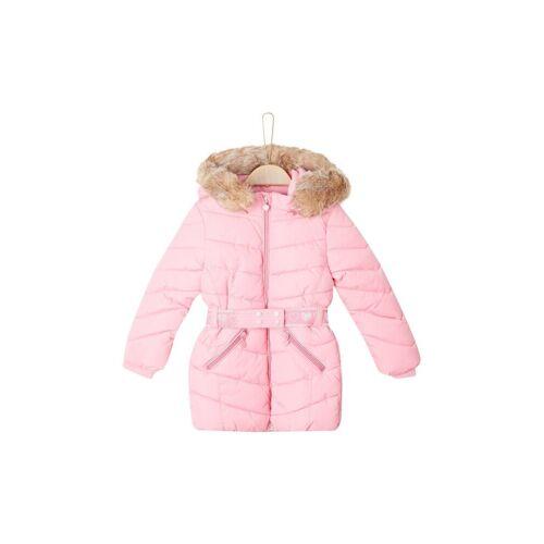 S.OLIVER Mädchen Steppmantel rosa   110