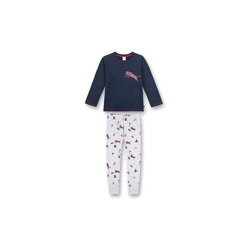 SANETTA Jungen Pyjama blau   104
