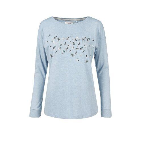 TRIUMPH Pyjama blau   44