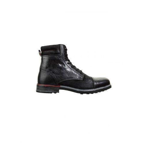 NOBRAND Boots Iron 4 schwarz   44