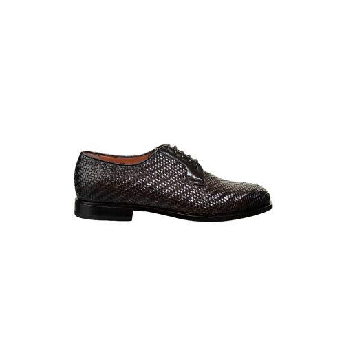 SANTONI Schuhe - Anzugschuhe  braun   41