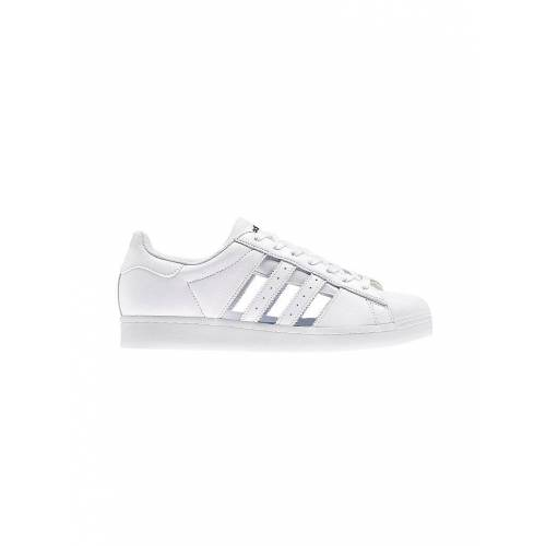 Adidas Sneaker Superstar Seethrough Stripe weiß   Damen   Größe: 40 1/2   FY7717