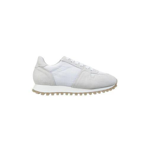 CLOSED Ledersneaker  weiß   40