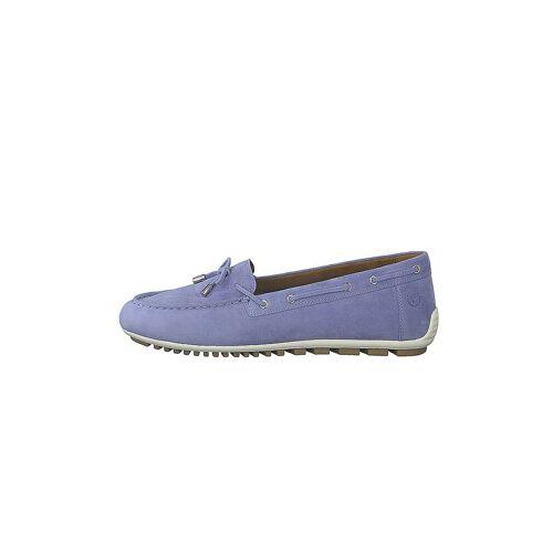 Tamaris Schuhe - Mokassins blau   38