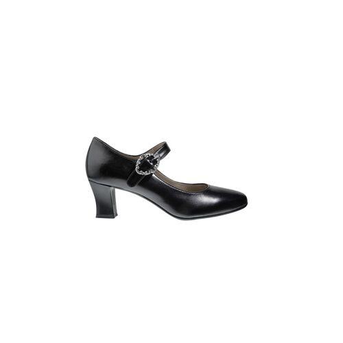 DIRNDL & BUA Trachten-Pumps schwarz   Damen   Größe: 38   5508